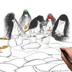 زنان پشت جبهه